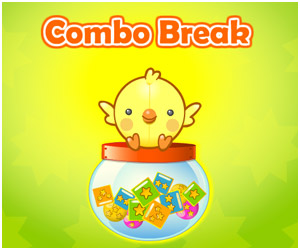 Play the game Combo Break online