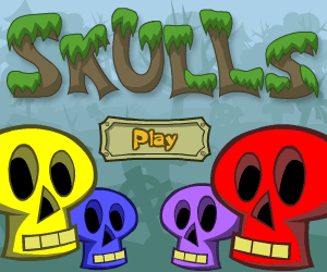Play the game Skulls online